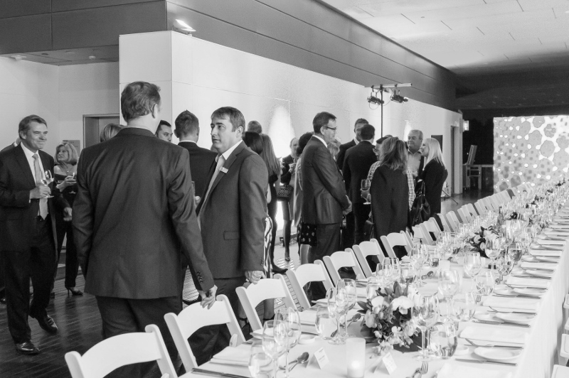 Corporate event photography for business